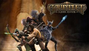 Gauntlet - Slayer Edition   Steam Key   PC   Digital   Worldwide