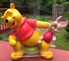 From Disney Store Disney Winnie the Pooh & Piglet Picture Frame Holds 4x6 Pic