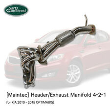 Header/Exhaust Manifold 4-2-1 for KIA 2011 - 2015 OPTIMA [Non-Turbo] [Maintec]