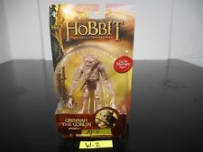 "NEW & EXCELLENT CONDITION! HOBBIT GRINNAH THE GOBLIN UNEXPEDTED JOURNEY 3.75"" W2"
