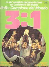 Libro speciale: ITALIA CAMPIONE DEL MONDO 3-1