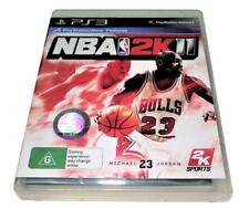 NBA 2K11 Sony PS3
