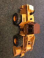J I Case Vintage  W30 Wheel Loader Tractor.. Deere Case International Farmall