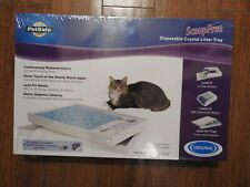 PetSafe Scoop Free Disposable Crystal Litter Tray