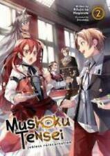 Mushoku Tensei: Jobless Reincarnation [Light Novel] Vol. 2 [Mushoku Tensei: Jobl