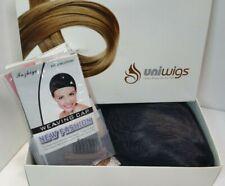 Uniwigs BLACK PEARL Wig & EXTRAS