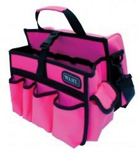 Wahl Tool Carry Hairdressing Equipment Bag Holder Pink ***FREE POSTAGE***