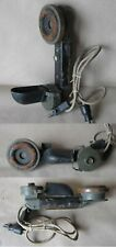 WWI OLD GERMAN ARMY MILITARY BATTLE TRENCH TELEPHONE