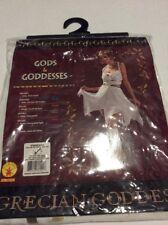 Rubies Grecian Goddess Costume 2 Pc Short Dress & Head Wreath  fits up to sz. 12