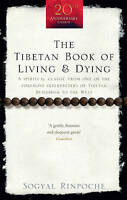 NEW Tibetan Book Of Living And Dying By Sogyal Rinpoche Paperback Free Shipping