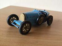 Matchbox Lesney Models of Yesteryear Y6  1926 TYPE 35 Bugatti Blue