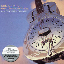 Brothers In Arms (20th Anniversary Edition) by Dire Straits (CD, May-2005, Mercury)
