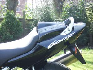 HONDA CBR600FX-FY/F1-F6 '99-'06 BLACK  SEAT COWL HUMP CBR 600 FX FY 1999-2006