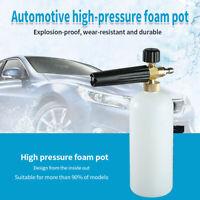 1set Professional High Pressure Gun Snow Foam Washer Female M22*1.5 Fitting
