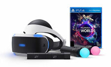 Sony PlayStation VR Bundle, including charging station and 5 games