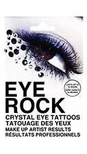Fashion Rock Eye Rhinestone Crystal Eyeshadow Sticker Makeup Temporary Tattoo US