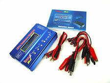 XCLUMA iMAX B6 DIGITAL RC Lipo NiMH BATTERY BALANCE CHARGER 80 Watt[COPY] BE0136