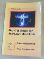 Das Geheimnis der Schwarzwaldklinik von Wolfgang Spiller (TB), UNGELESEN!!