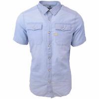 G-Star RAW Men's Landoh S/S Woven Shirt (Retail $120)