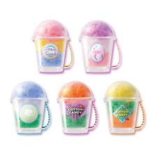 Pastel Rainbow Kawaii Accessory Japanese Food Keychain Cotton Candy 1 Random Toy