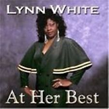 At Her Best by Lynn White (CD, Mar-1996, Blues Works)