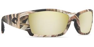 Costa Corbina Sunrise Silver Mirror Mossy Oak CB 65 OSSP Sunglasses