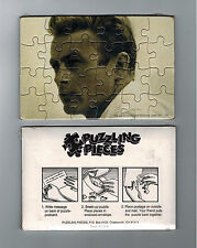 New James Dean`Puzzle Postcards 7 Cards Postcard Post Cards Rare & Retired