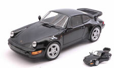 Porsche 911 Turbo 3.0 1974 Black 1:24-27 Model 24023BK WELLY