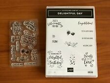 Delightful Day Stamp Set -  Stampin' Up!