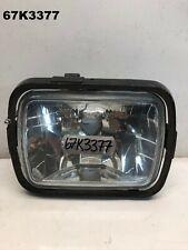 KAWASAKI GPZ 750  GPZ 900  1986 COMPLETE HEADLIGHT AND MOUNTS  LOT67 67K3377