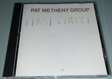 Pat Metheny Group: First Circle (CD, 1984, ECM Records) RARE West Germany Press