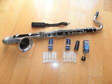 Klarinette Clarinet BASS Bb (plastic) : Selmer Bundy USA