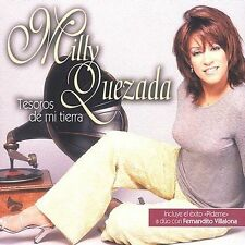 Audio CD Tesoros De Mi Tierra - Quezada, Milly - Free Shipping