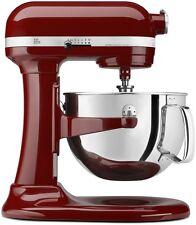 KitchenAid RKP26M1Xgc Pro 600 Stand Mixer 6 qt Gloss Cinnamon Big Capacity