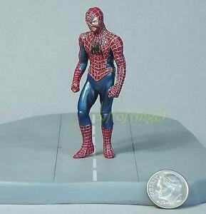 MARVEL BANDAI 3#SP SPIDER-MAN DC COMICS FIGURE DIORAMA A68
