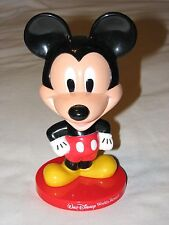 "Bobblehead Mickey Mouse Walt Disney World resort Kellogg's plastic large 8.5"""