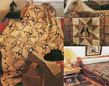 Conestoga Star   &  Horse Play  &  Rodeo,     Quilt  Pattern Only