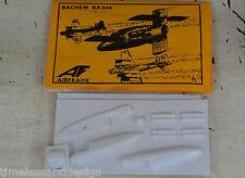 Airframe Bachem ba349 Model vacuform vacuum forma 1:72 60er años rara vez
