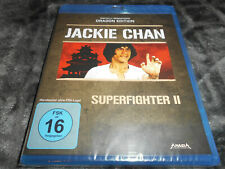 Jackie Chan: Superfighter II (1983) Blu-ray NEU & OVP Dragon Edition Eastern (2)