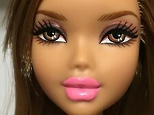 Barbie My Scene Nia Doll Long Strawberry Blonde Hair Repaint OOAK
