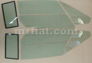 Lamborghini Countach Door Side Glass Set 9 Pc New