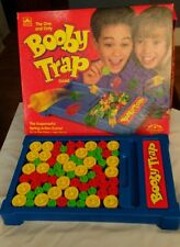 Booby Trap Game from Golden 1993 Vintage Rare 100% Complete
