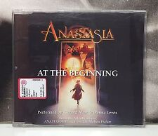 RICHARD MARX & DONNA LEWIS - AT THE BEGINNING - ANASTASIA SOUNDTRACK CD SINGLE