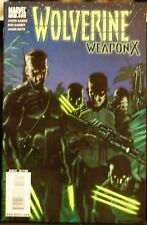 WOLVERINE WEAPON X COMIC COVERS#3  FIRST PRINT MARVEL COMICS (2009)