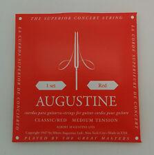 AUGUSTINE Classic Red - Set Corde Chitarra Classica Medium Tension