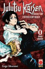 Jujutsu Kaisen - Sorcery Fight N°0 - Planet Manga - Italiano Nuevo # Mycomics