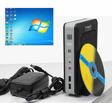 MINI-COMPUTER CHIPPC CPU INTEL ATOM N270 1.6 GHZ 4 GB SSD 2 GB RAM WIN 7 EMB #