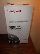 Honeywell HFO-1234YF Refrigerant 10 lb Cylinder NEW, sealed, Ships UPS Ground