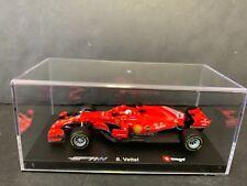 Bburago Ferrari Racing F1 - 2018 SF71H #5 S. Vettel 18-36808SV1/43