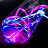 Flowing Light up LED Lightning/TypeC/Micro USB Charging Cable for iPhone Android